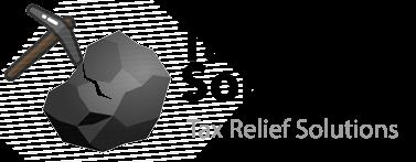 online irs refund tax break solutions relief logo